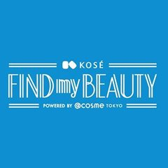 KOSÉ FIND my BEAUTY POWERED BY @cosme TOKYO